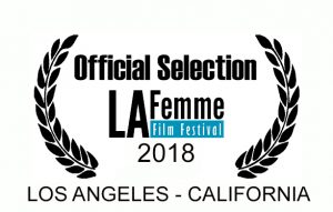 Amor, amor, amor - Oficial Selection - LA Femme Film Festival 2018