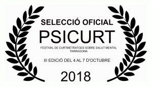 Amor, amor, amor - Selección oficial Psicurt 2018