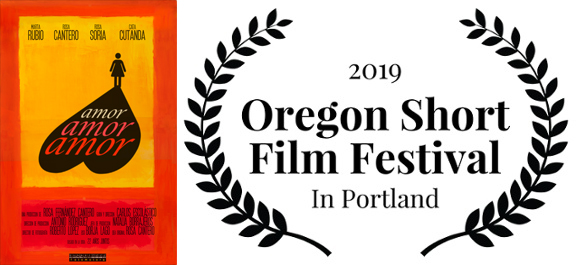Amor Amor Amor - Oregon Short Film Festival Award